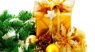 Как учесть новогодние подарки