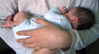 Как отучить ребёнка от укачивания на руках
