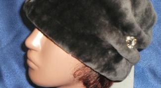 Как перешить норковую шапку