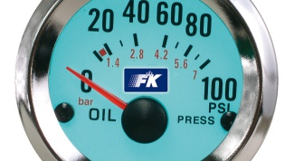 How to raise the oil pressure in the engine