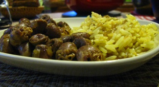 How to cook a delicious chicken hearts