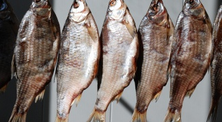Как засушить рыбу