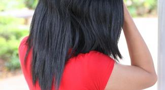 Как смыть темный цвет с волос