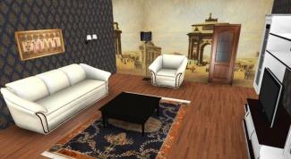 Как сделать перестановку в комнате