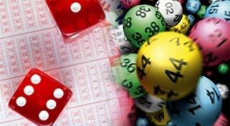 Как открыть лотерею