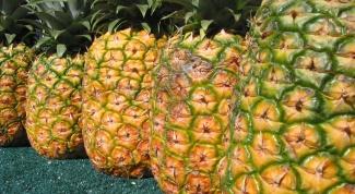 Как проверить ананас