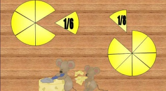 How to compare fractions with different denominators