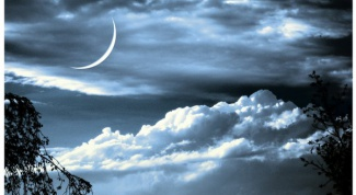How to make a wish on the new moon