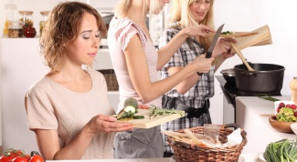 Как благоустроить кухню