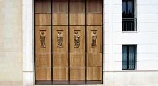 Как отделать дверной проем