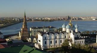 Как отдохнуть в Казани
