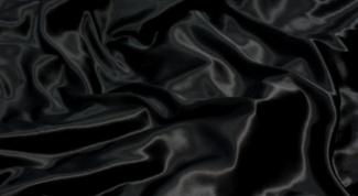 Как покрасить вещи в черный цвет