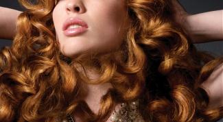 Как укладывать пушистые волосы