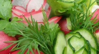 Как вырезать цветы из овощей