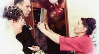 Как благословить невесту