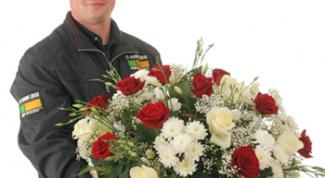 Как отправить цветы в другой город