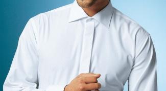How to bleach a white shirt