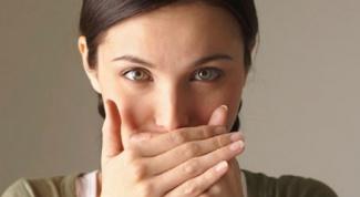 Как перебить запах чеснока