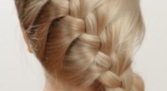 Как завязывать косы