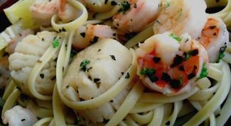 Как готовить морепродукты: секреты кулинаров