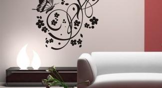Как нарисовать картину на стене
