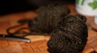 Как вывязывать петли для пуговиц