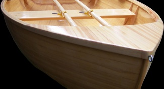 How to build a boat from wood
