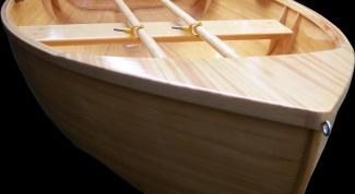 Как построить лодку из дерева