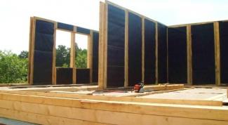 Как построить простой дом
