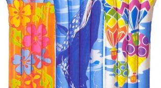 Как выбрать надувной матрас