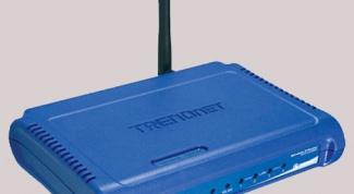 Как настроить маршрутизатор Trendnet