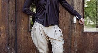 Как сшить брюки галифе