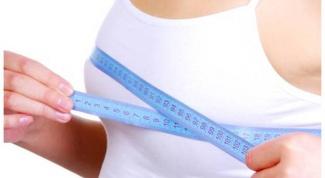 Как вычислить размер груди