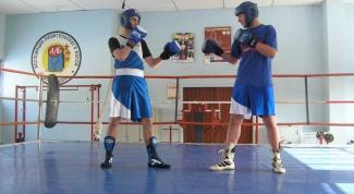 Как начать заниматься боксом