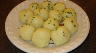 Как приготовить картошку
