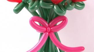 Как оформить воздушными шарами