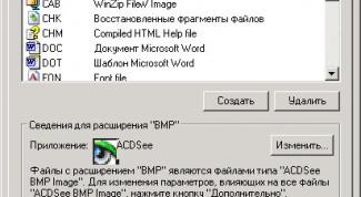 Как получить расширение файла