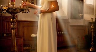 Как ставить свечу за здравие