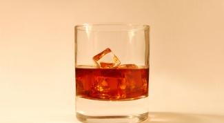 Как смешать виски с Колой