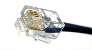 How to connect telephone cable