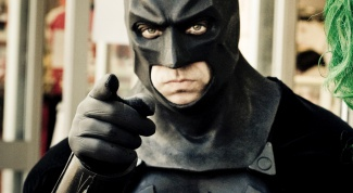 How to make a Batman costume