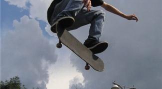 Как делать трюки на скейтборде