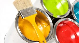Как очистить водоэмульсионную краску