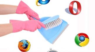 Как очистить кэш
