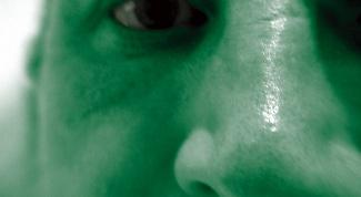Как оттереть зеленку с кожи