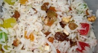Как готовить кутью из риса