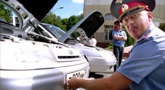 Как снять машину с регистрации