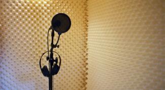 Как подключить студийный микрофон