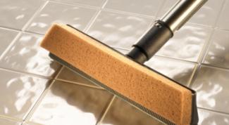 очистить швы плитки