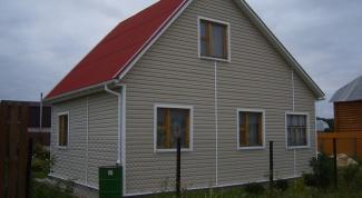 Как построить каркасный домик